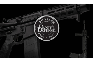 Daniel Defense Manufacturing Freedom 20th Anniversary Sweepstakes Feature Image