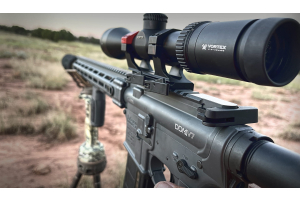 Predator Hunting with a Daniel Defense V7 - Feature Image
