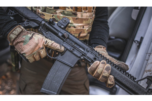 Four Primary Rules of Safety – Finger Straight and Off the Trigger