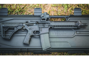 Daniel Defense MK18 Firearm with Optic