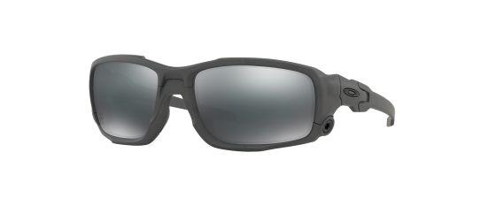 Oakley® SI Ballistic Shocktube™ Black Iridium - Daniel Defense Tornado®