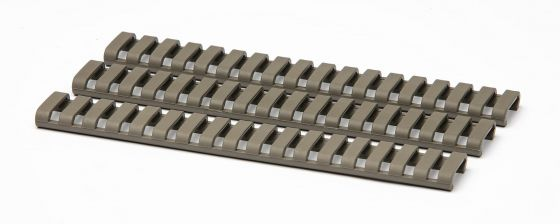 Daniel Defense AR-15 Picatinny Rail Ladders - FDE