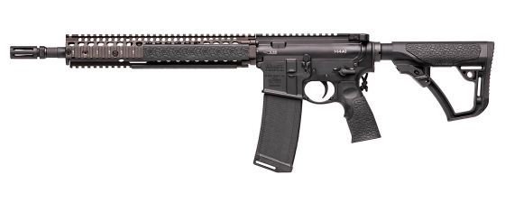 Daniel Defense M4A1 California Compliant Rifle - Left