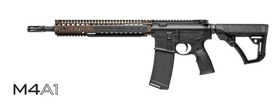 SOCOM-M4A1 Complete Rifle