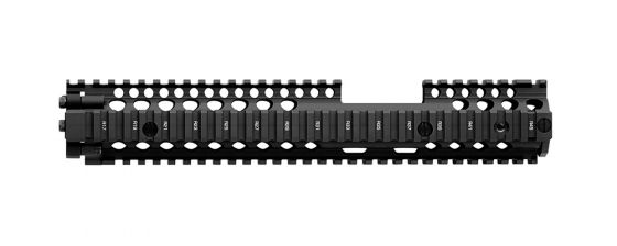 M4A1 FSP Rail Interface System, RIS II (Black)
