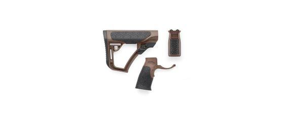 Buttstock, Pistol Grip, & M-LOK® Vertical Foregrip Combo - Mil Spec +®