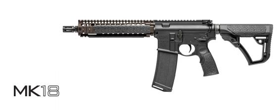 SOCOM-MK18 Complete Rifle