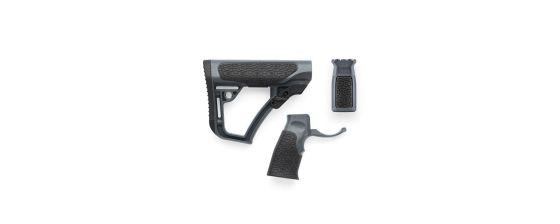 Buttstock, Pistol Grip, & KeyMod Vertical Foregrip Combo – Daniel Defense Tornado®