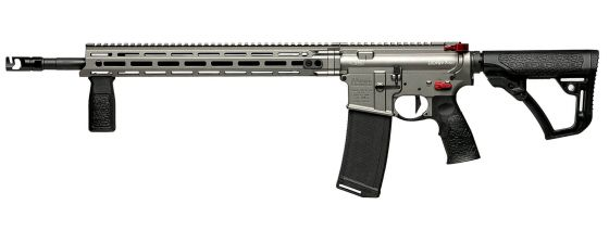 Daniel Defense DDM4 V7 Pro Gun Metal Gray - Left