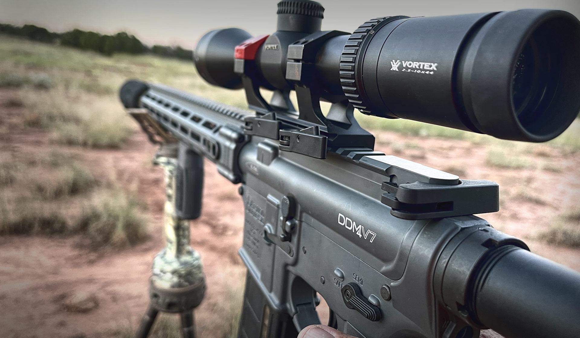Predator Hunting with a DDM4V7