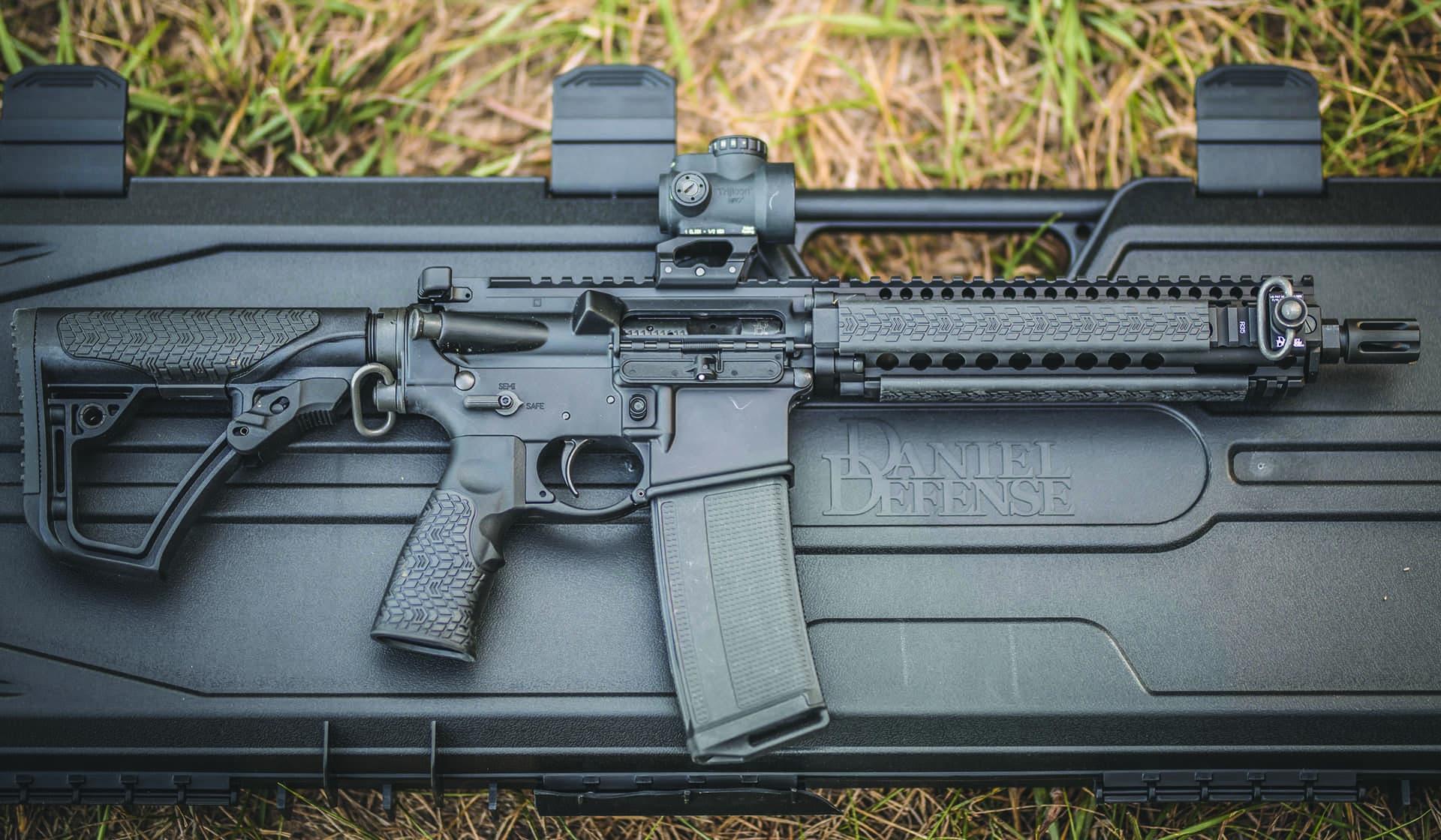 Understanding the AR15