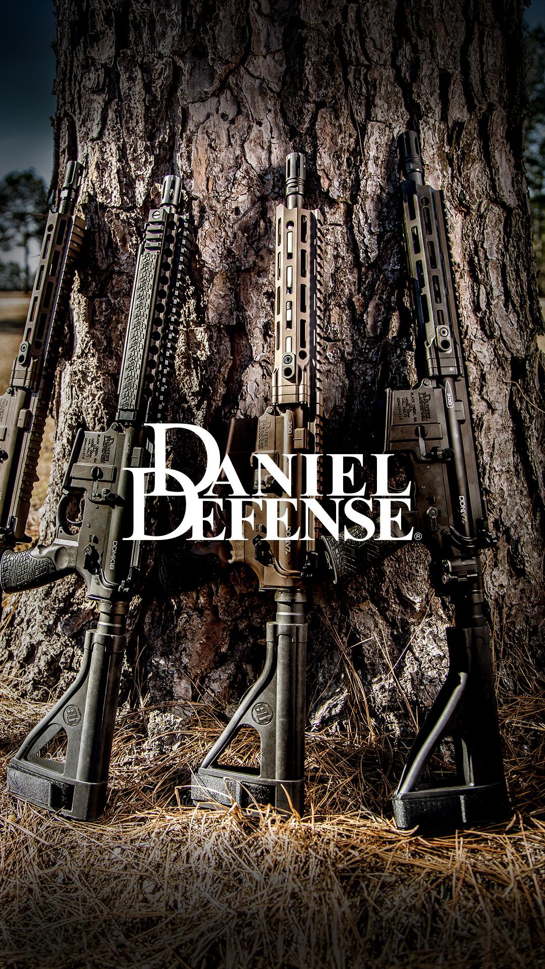 DDM4 Pistols Mobile Wallpaper