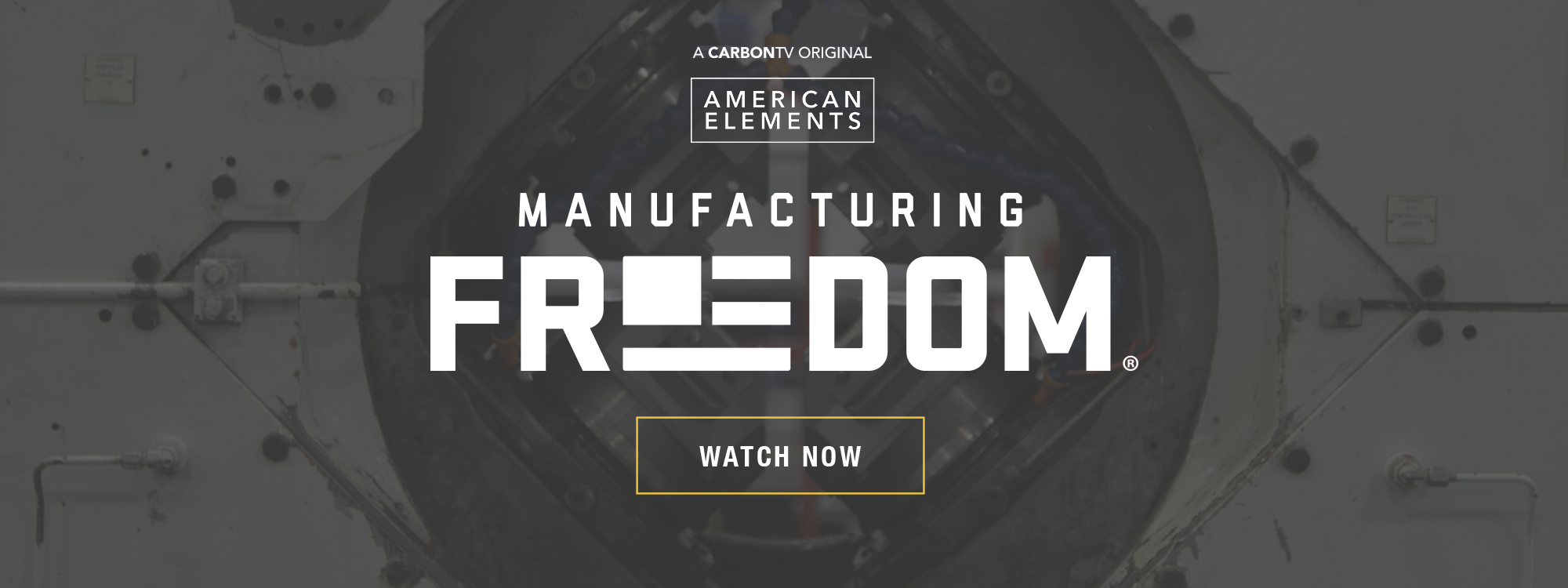 Manufacturing Freedom