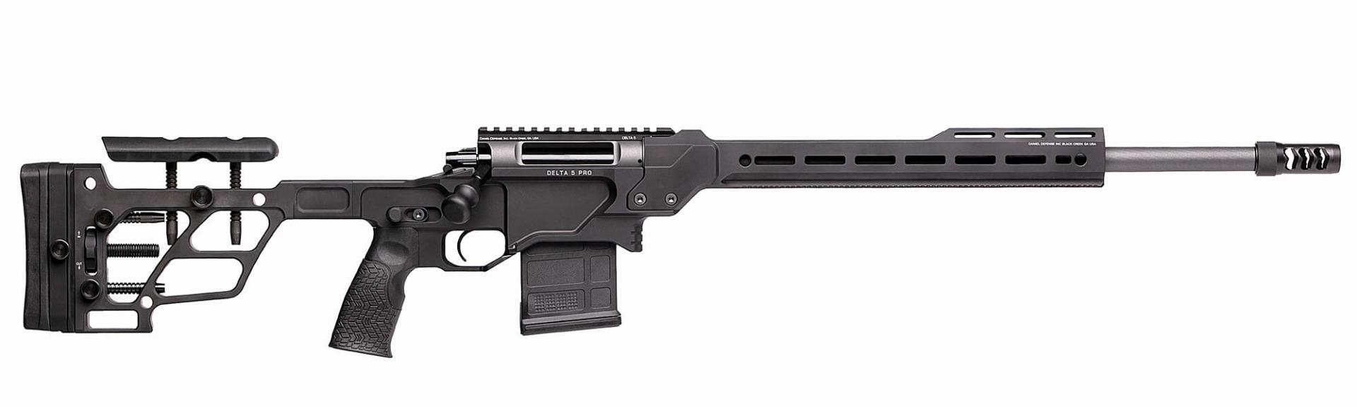 Delta 5 Pro Black