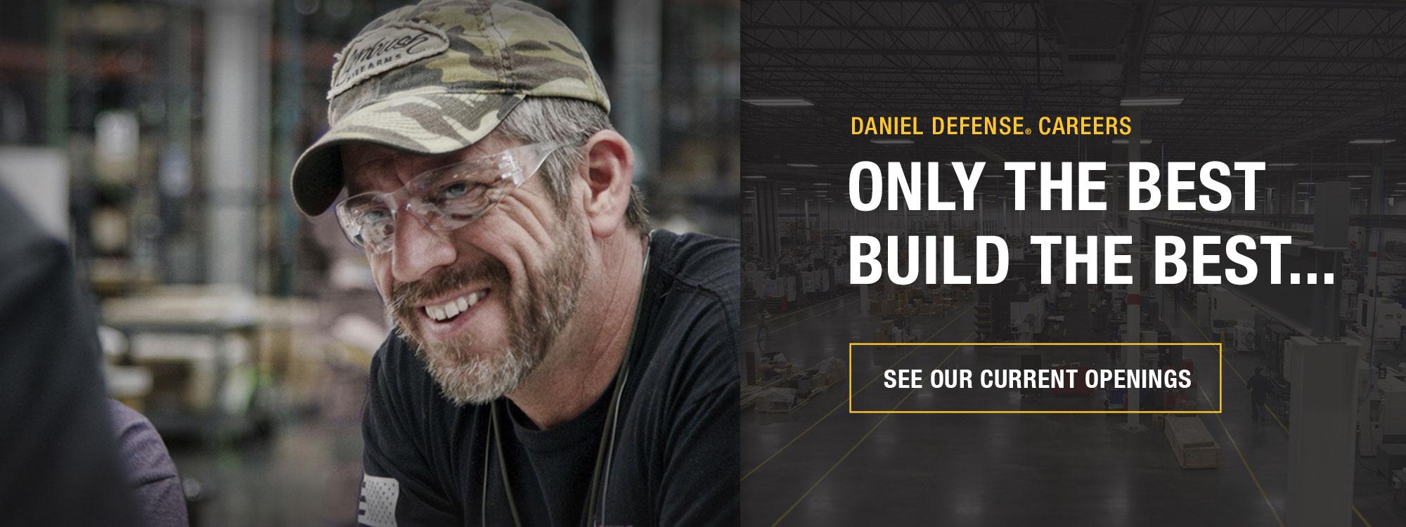 Daniel Defense Careers