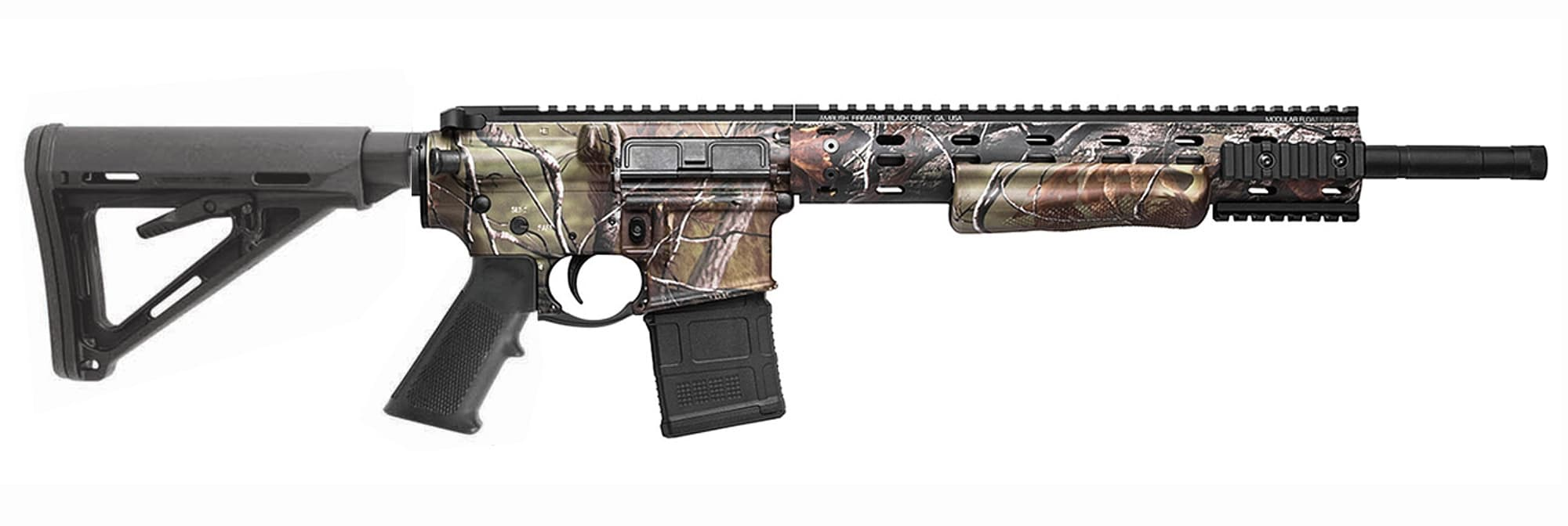 Ambush Firearms Rifle