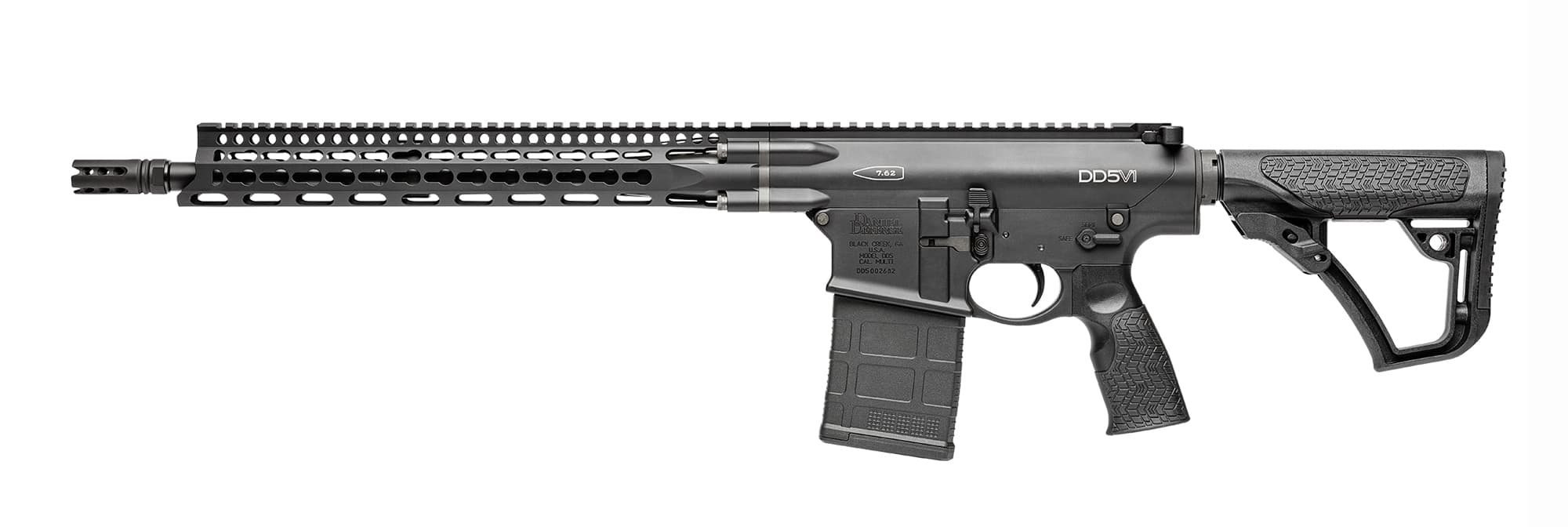 Daniel Defense DD5 V1 AR-10 Rifle