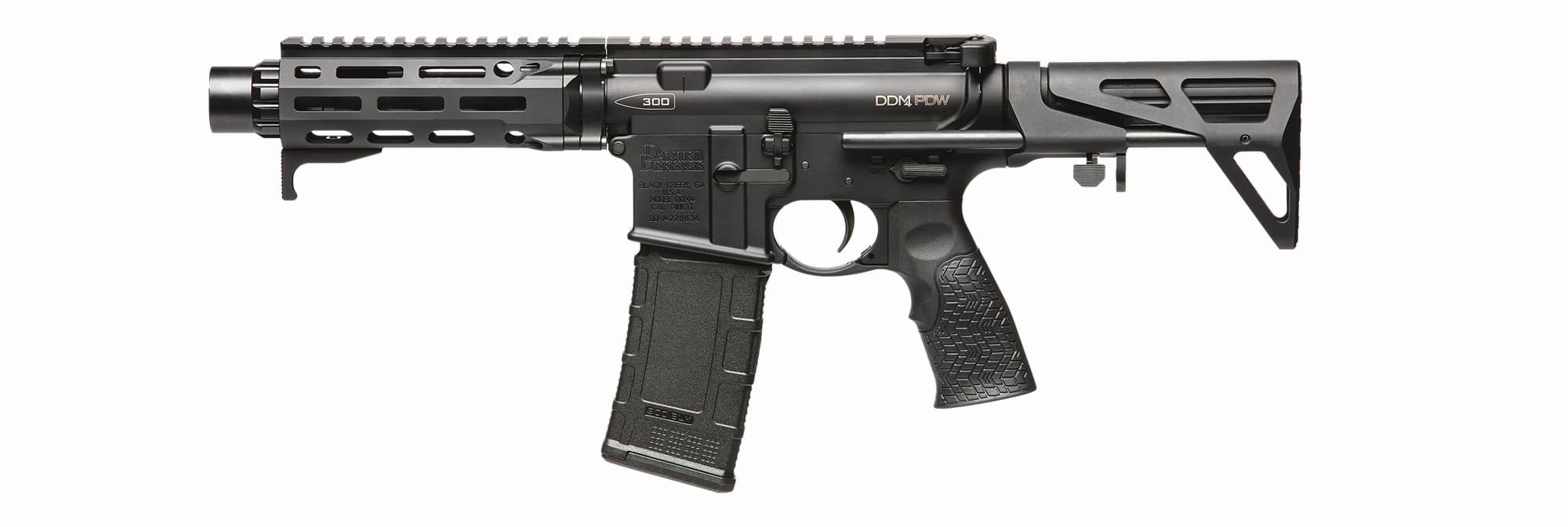 Daniel Defense DDM4 PDW Firearm
