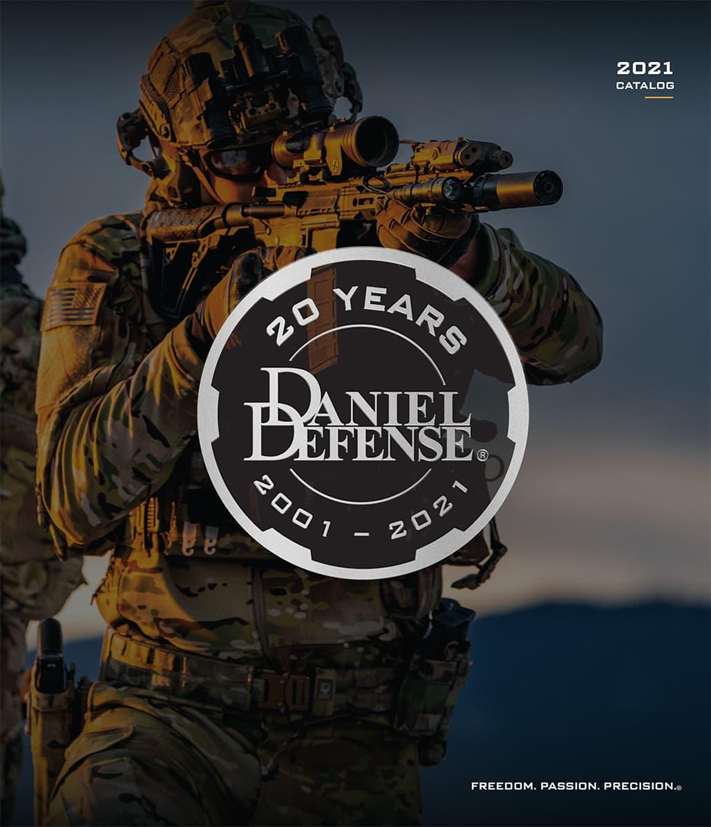 Daniel Defense Catalog 2021