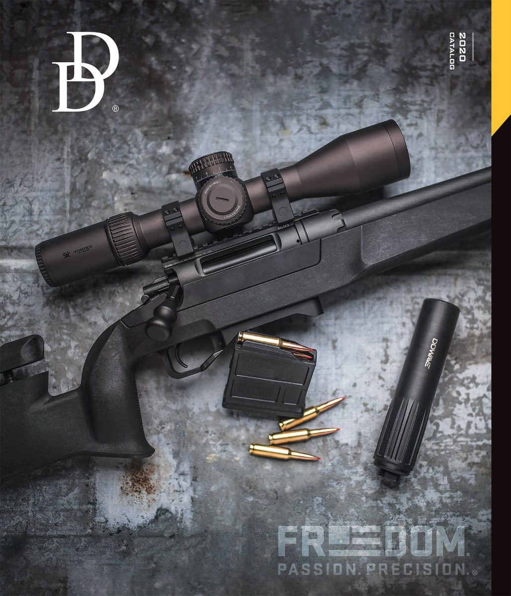 Daniel Defense Catalog 2020