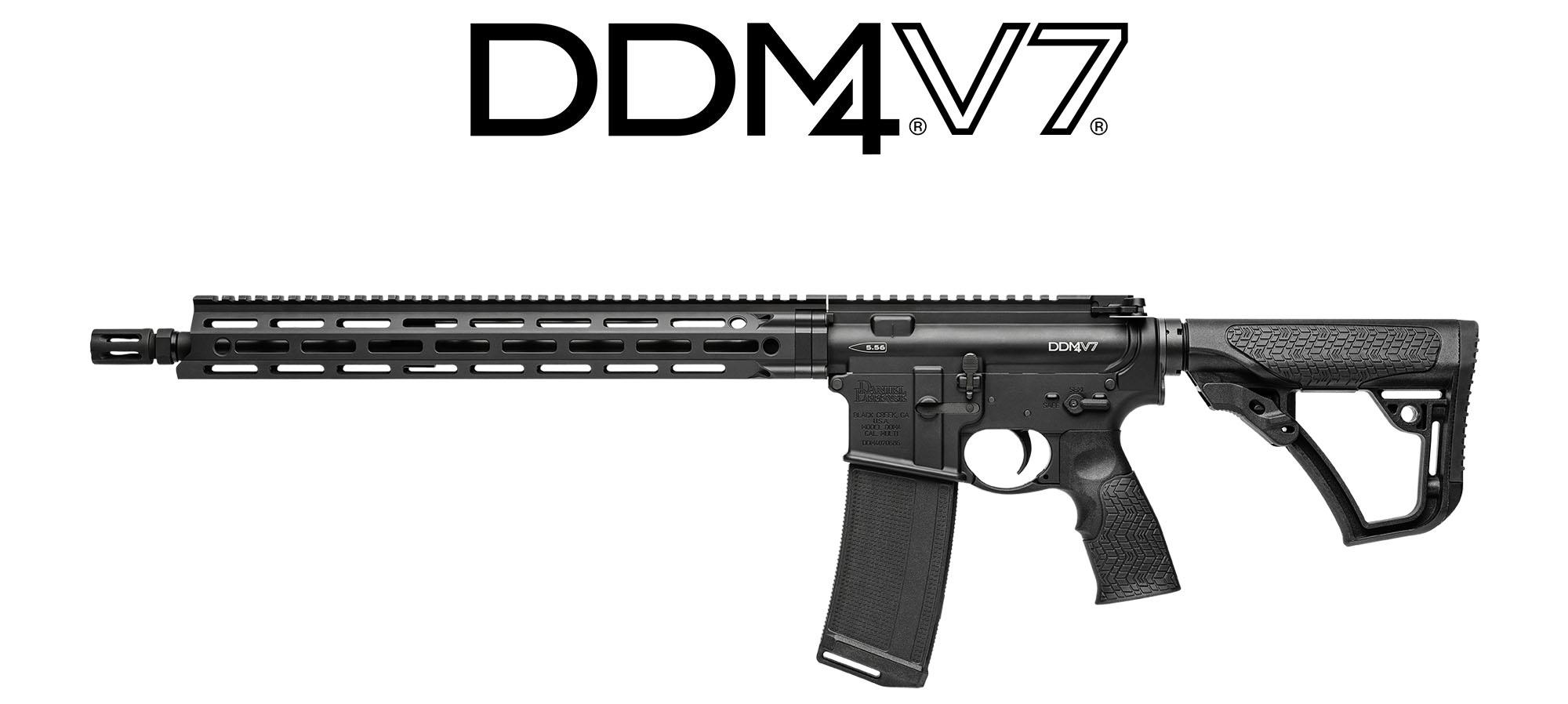 Daniel Defense DDM4 V7 Rifle