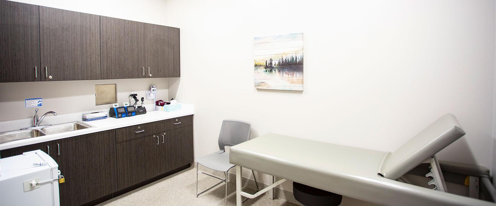 Free Onsite Employee Healthcare – An Innovative Idea! Exam Room