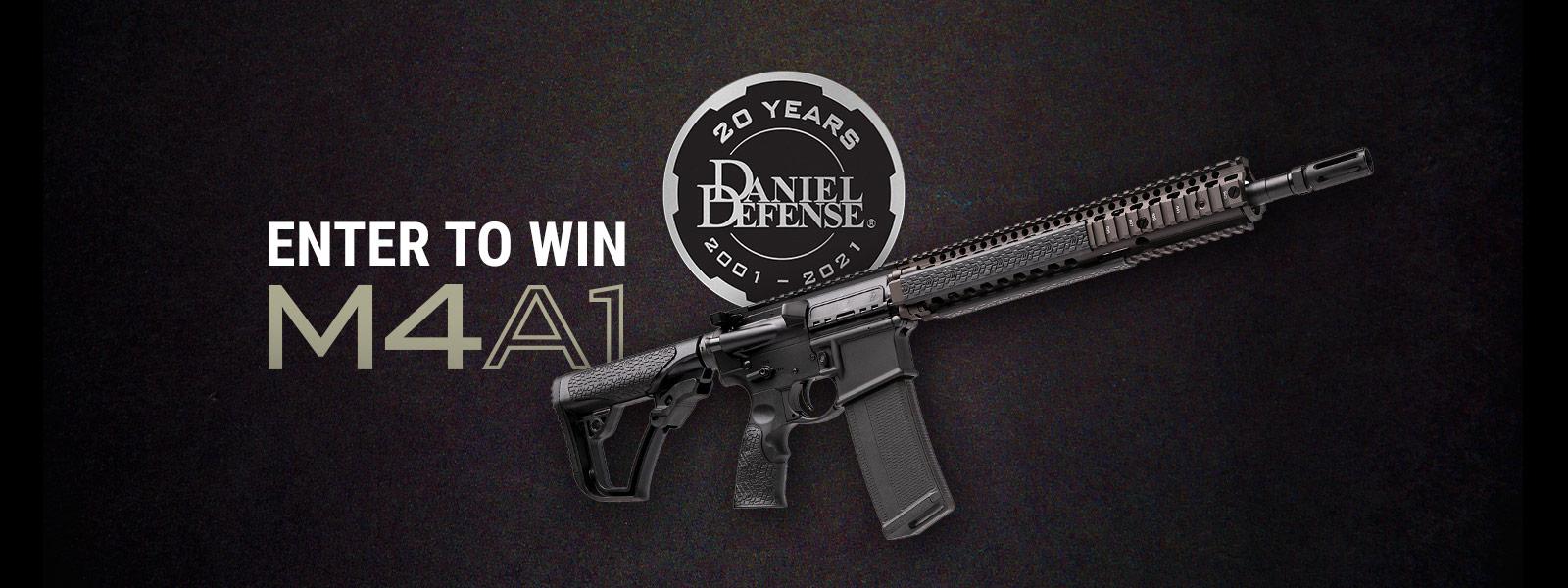 Daniel Defense Sweepstakes M4A1