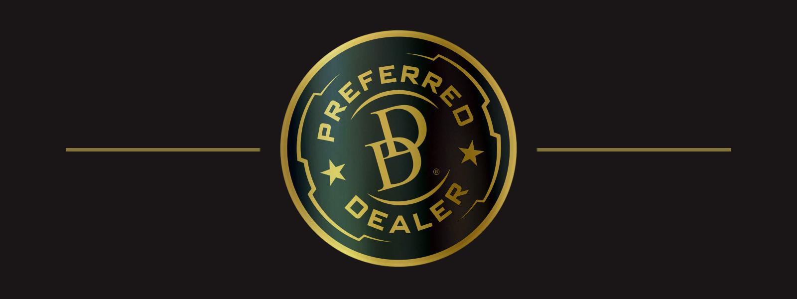 Preferred Dealer Banner