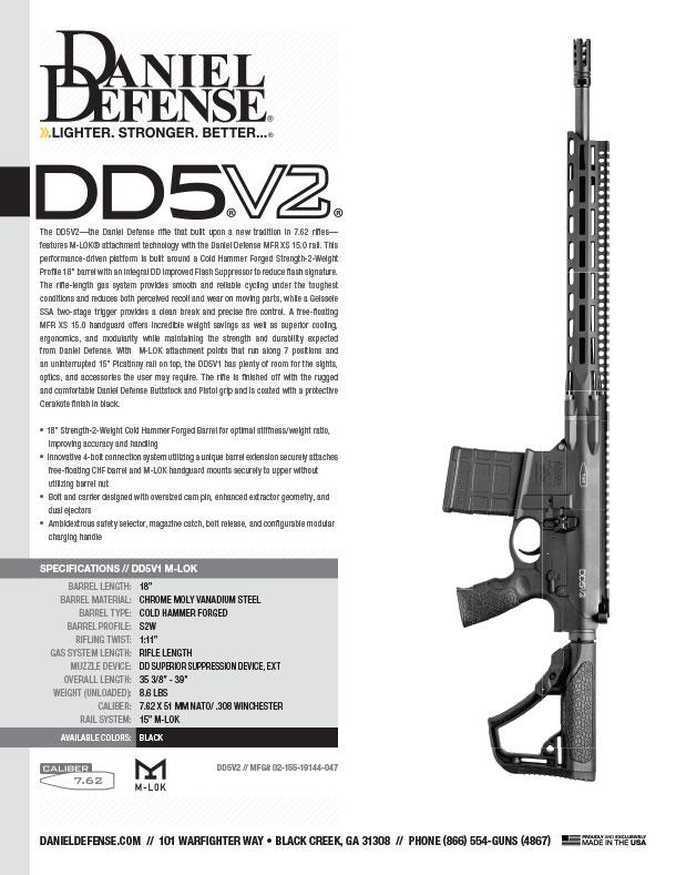 DD5V1 M-LOK